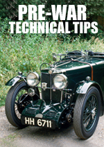 Pre-War Technical Tips
